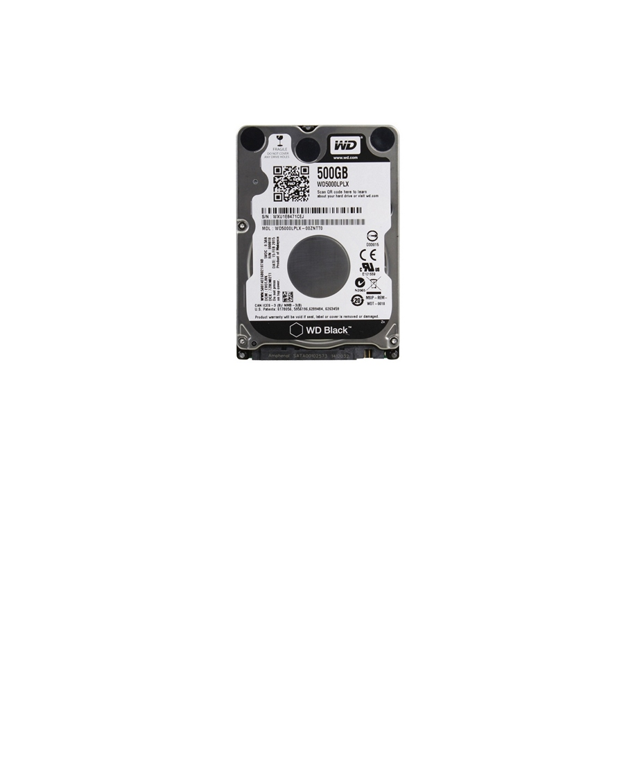 Hard Disk Western Digital WD5000LPLX 500Gb