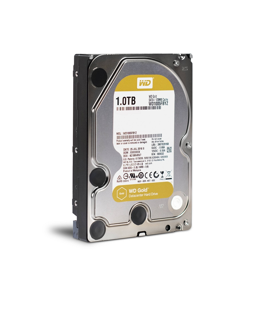 Hard Disk Western Digital 1Tb WD1005FBYZ Gold