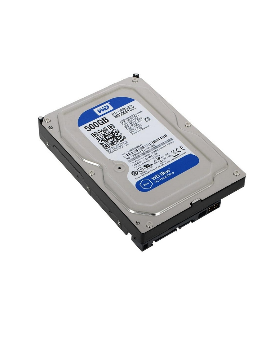 Hard Disk Western Digital 500Gb WD5000AZLX Blue