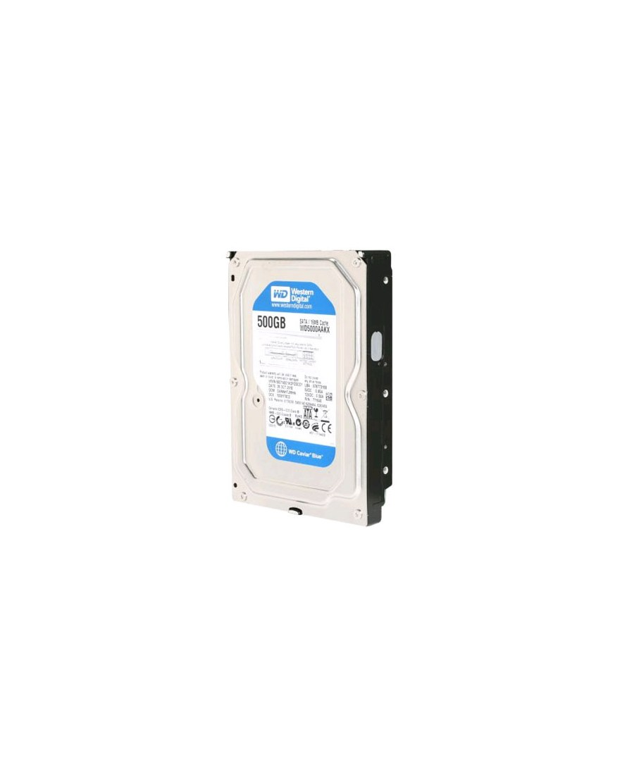 Hard Disk Western Digital 500Gb WD5000AAKX Blue
