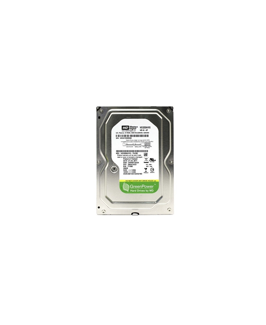 Hard Disk Western Digital 320Gb WD3200AVVS