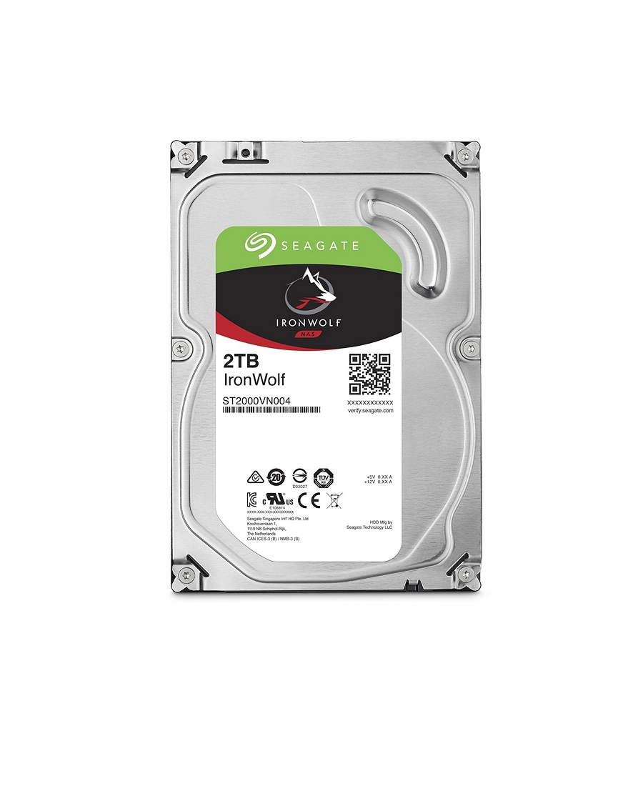Hard Disk Seagate 2Tb ST2000VN004