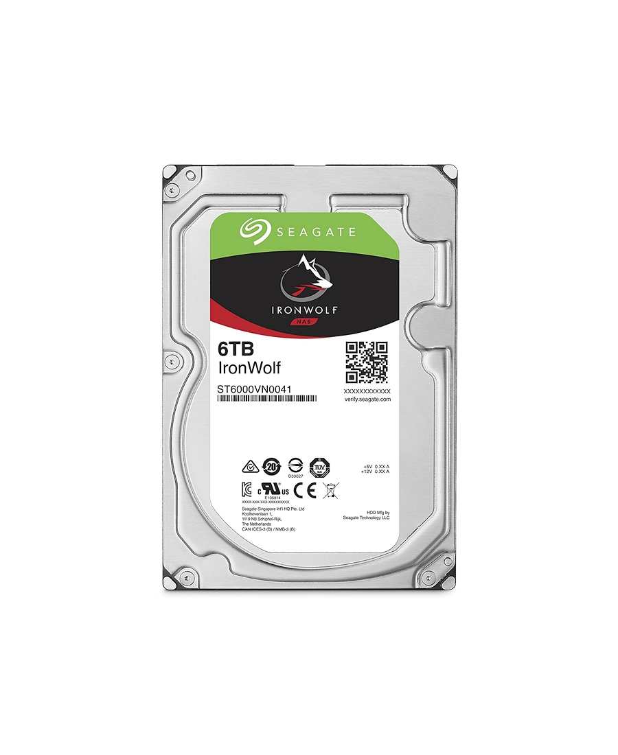 Hard Disk Seagate 6Tb ST6000VN0041