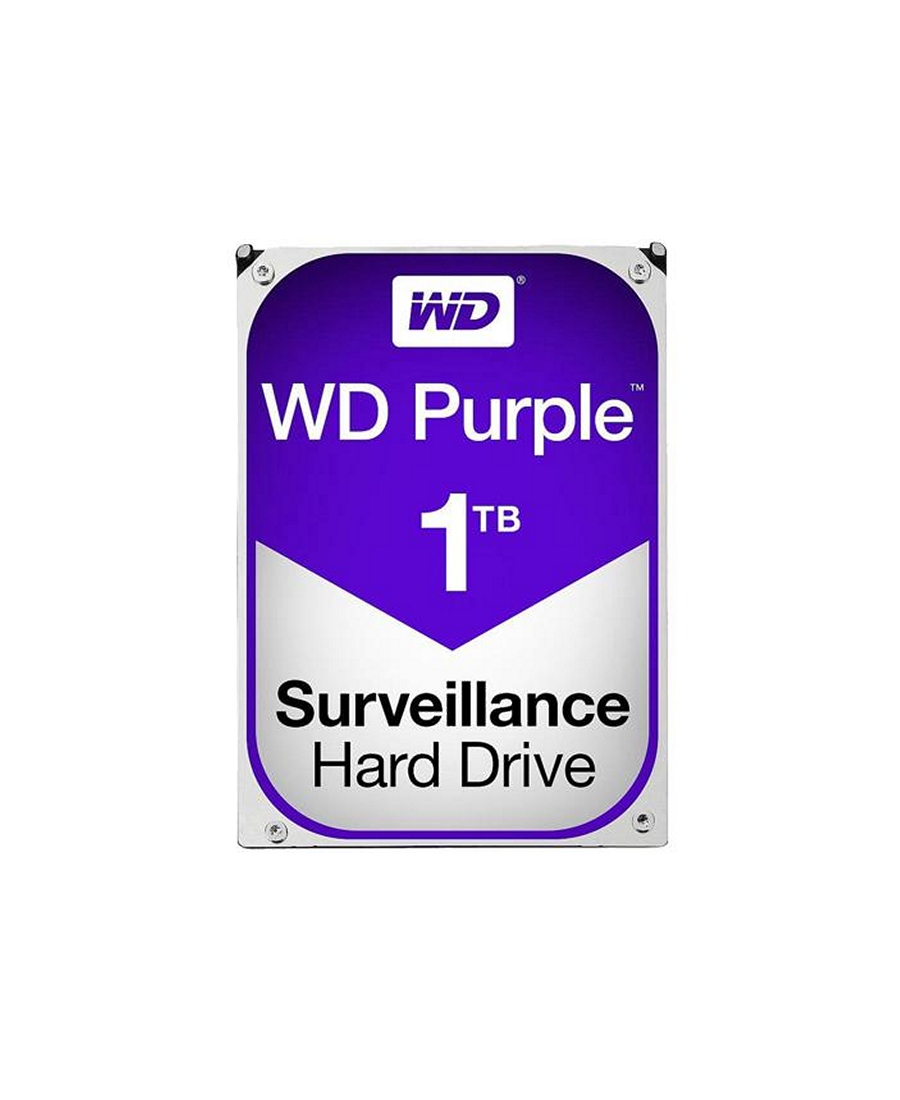 Hard Disk Western Digital 1Tb WD10PURZ Purple