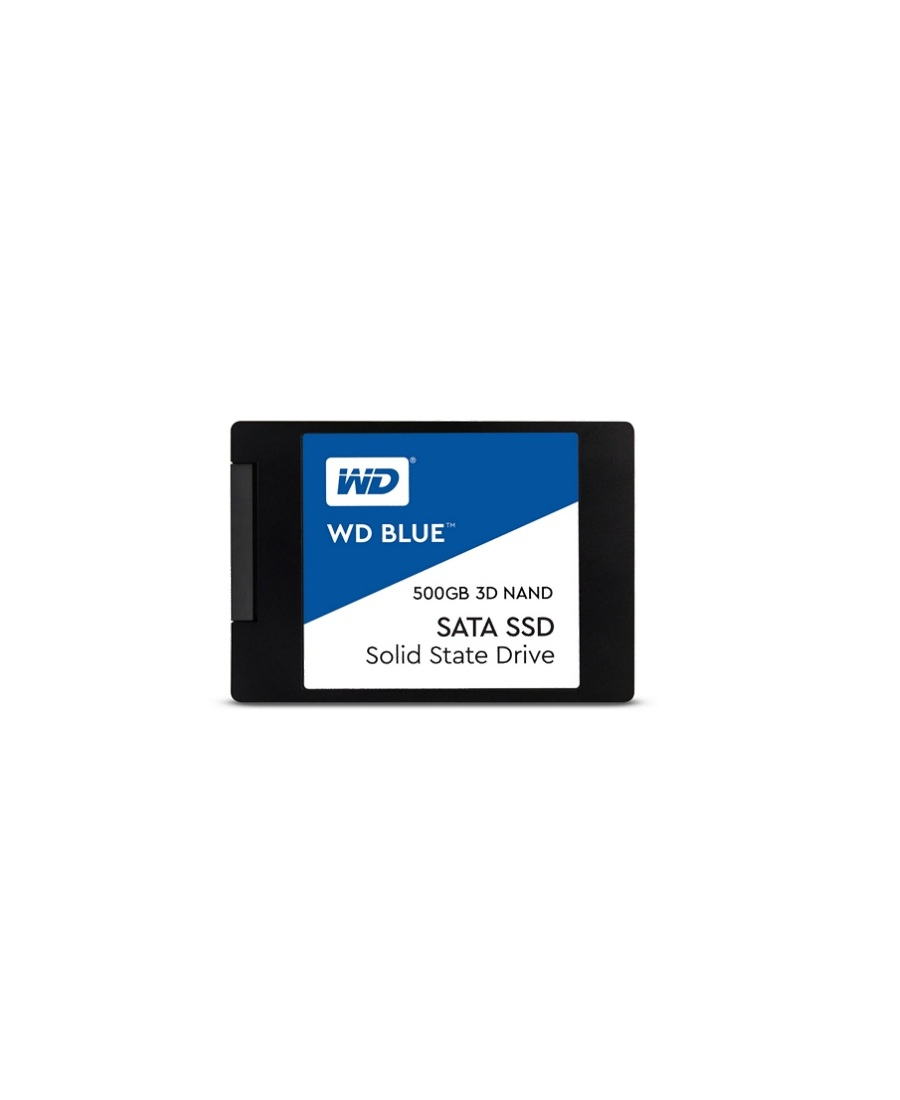 SSD 500Gb Western Digital WDS500G2B0A Blue
