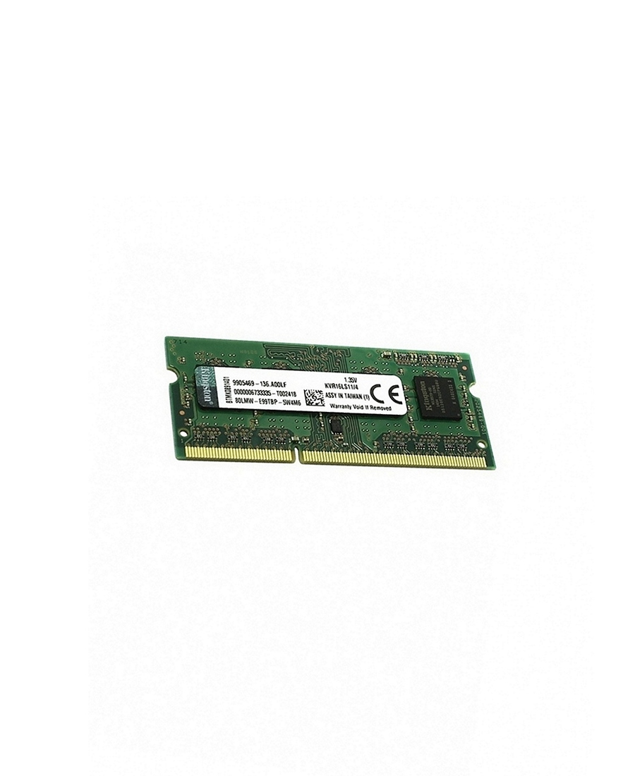 Memorie RAM Kingston ValueRAM 4Gb SODIMM DDR3