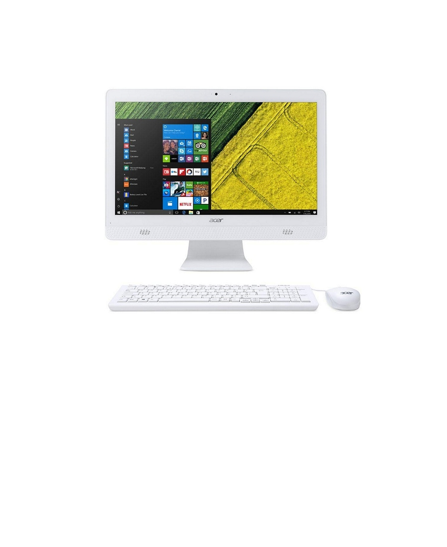 All-in-one Acer Aspire C20-720 White