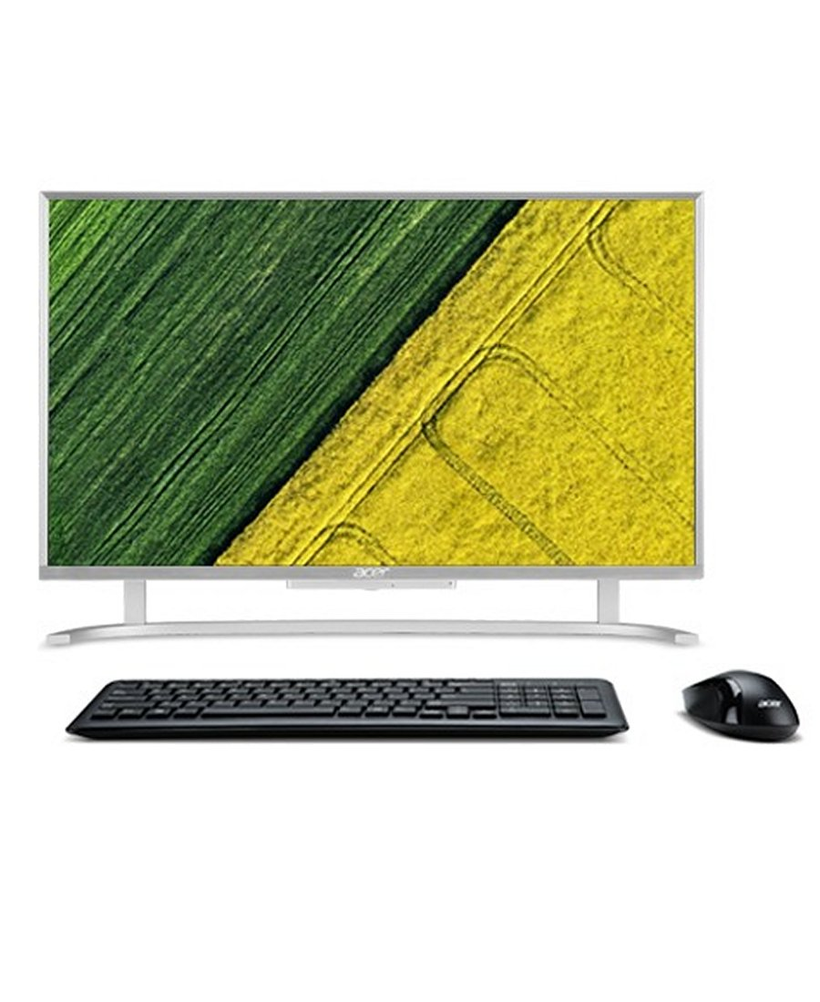 All-in-one Acer Aspire C22-760 FullHD Silver
