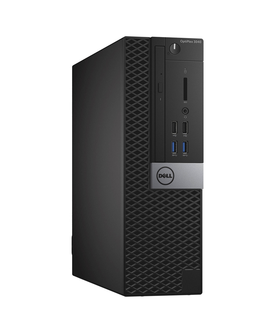 Bloc de sistem Dell OptiPlex 3040 MT Black