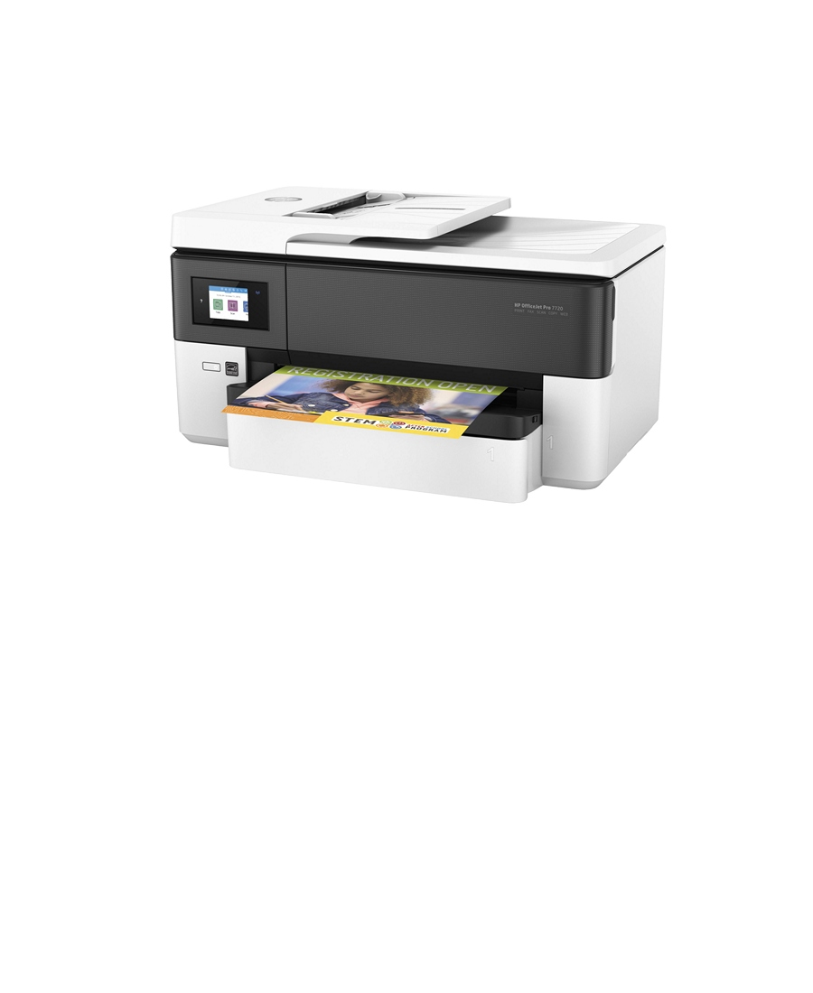 MFD HP OfficeJet Pro 7720 Wide Format White
