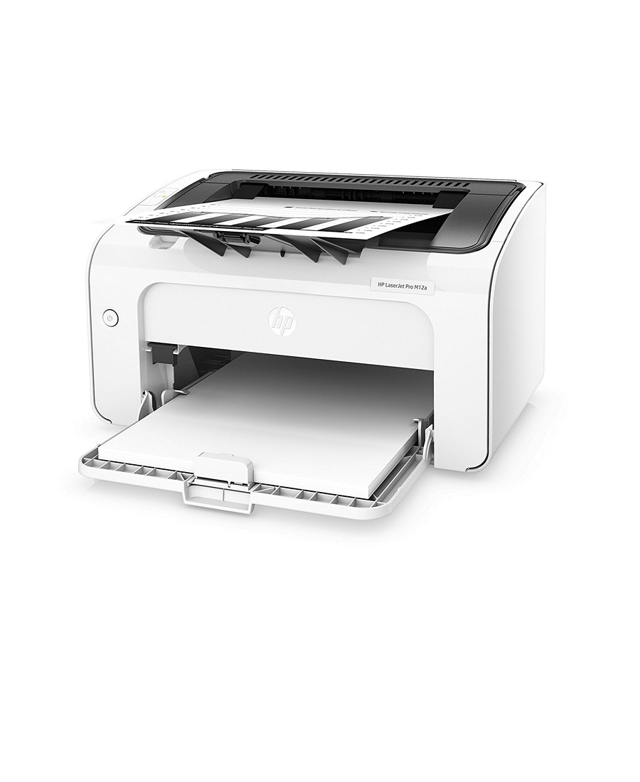 Printer HP LaserJet Pro M12a White