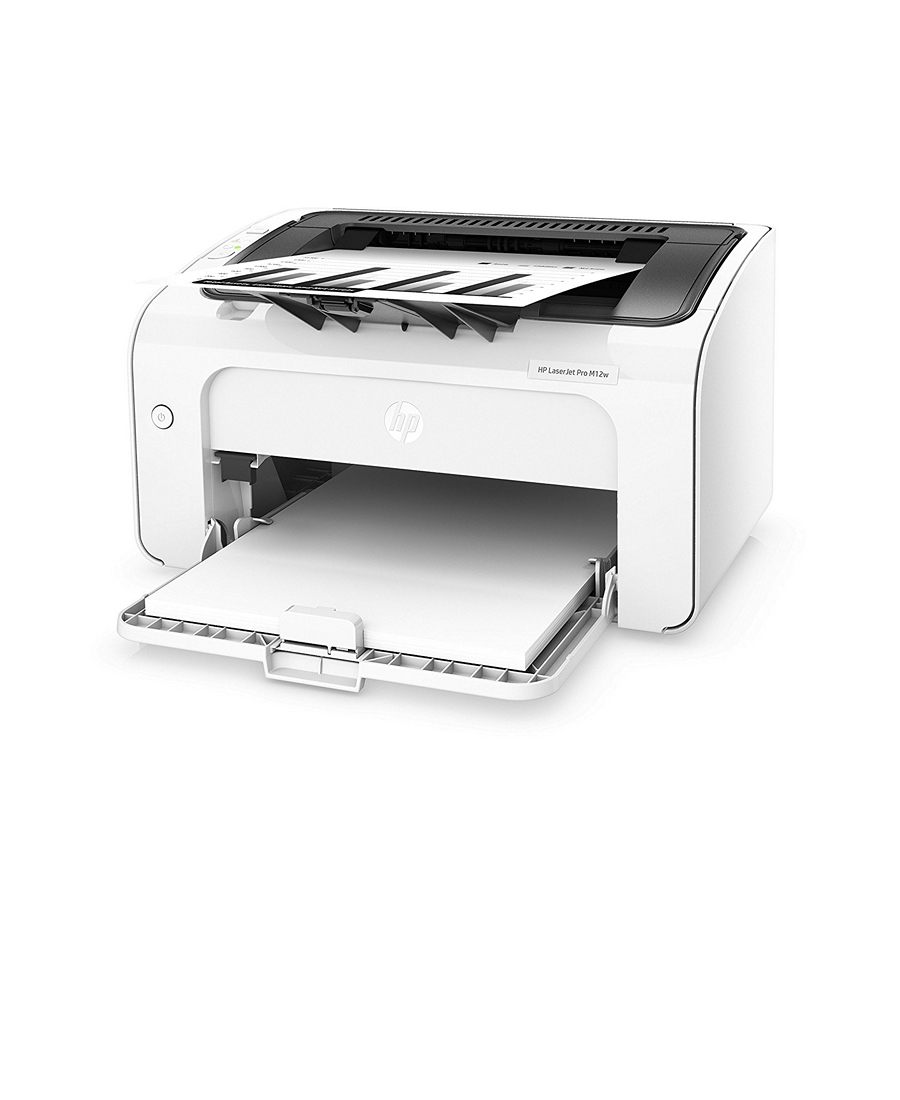 Printer HP LaserJet Pro M12w White