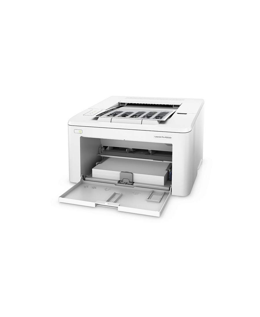 Printer HP LaserJet Pro M203dn White