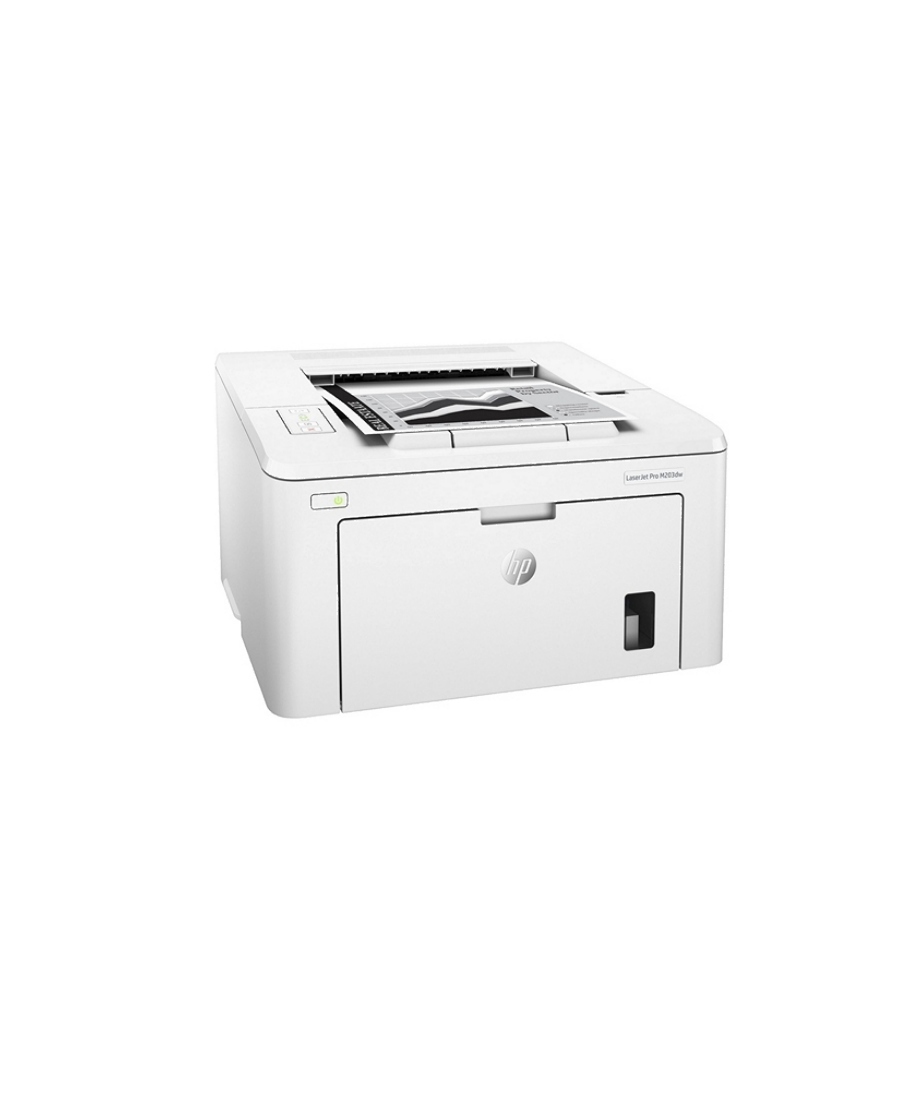 Printer HP LaserJet Pro M203dw White