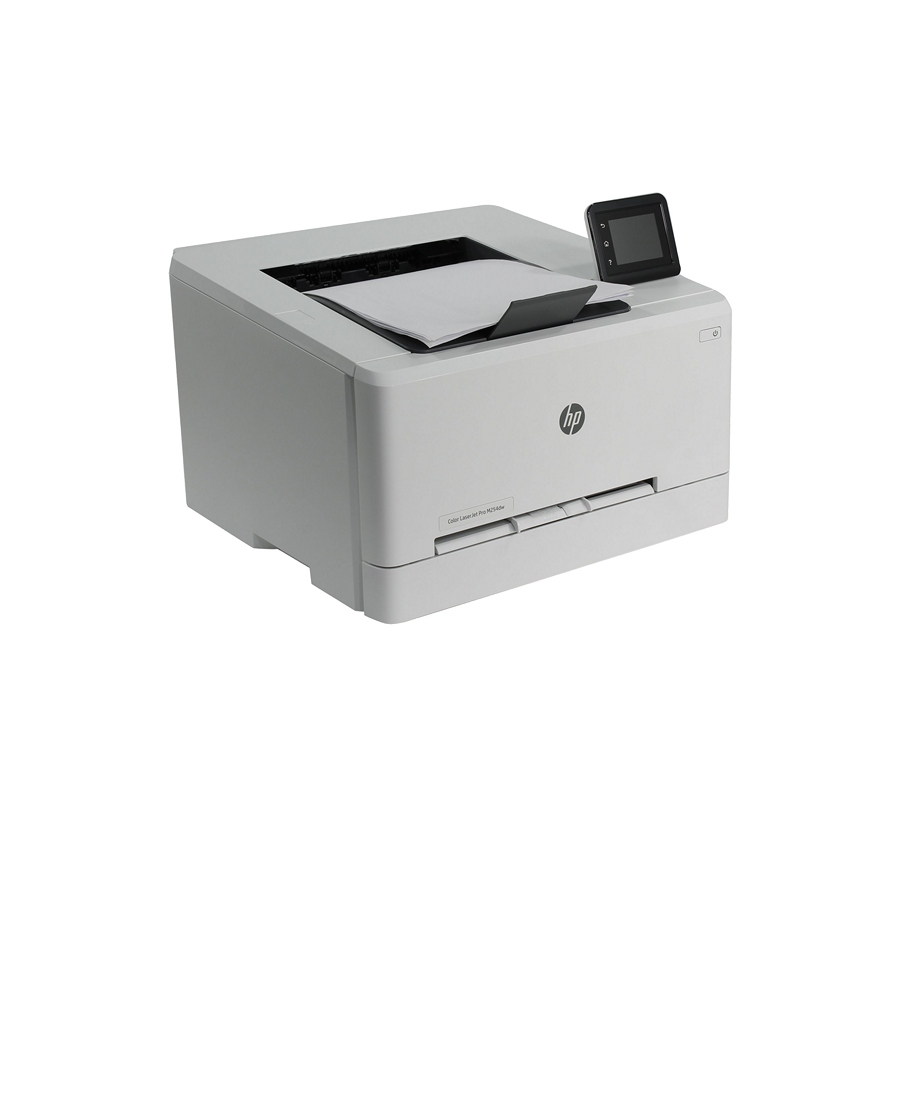Printer Color HP LaserJet Pro M254dw White