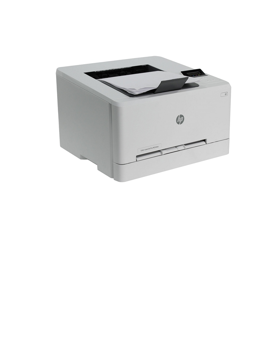 Printer Color HP LaserJet Pro M254nw White