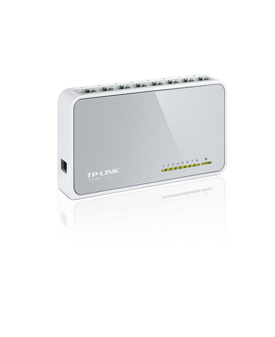 Switch 8-port TP-Link TL-SF1008D