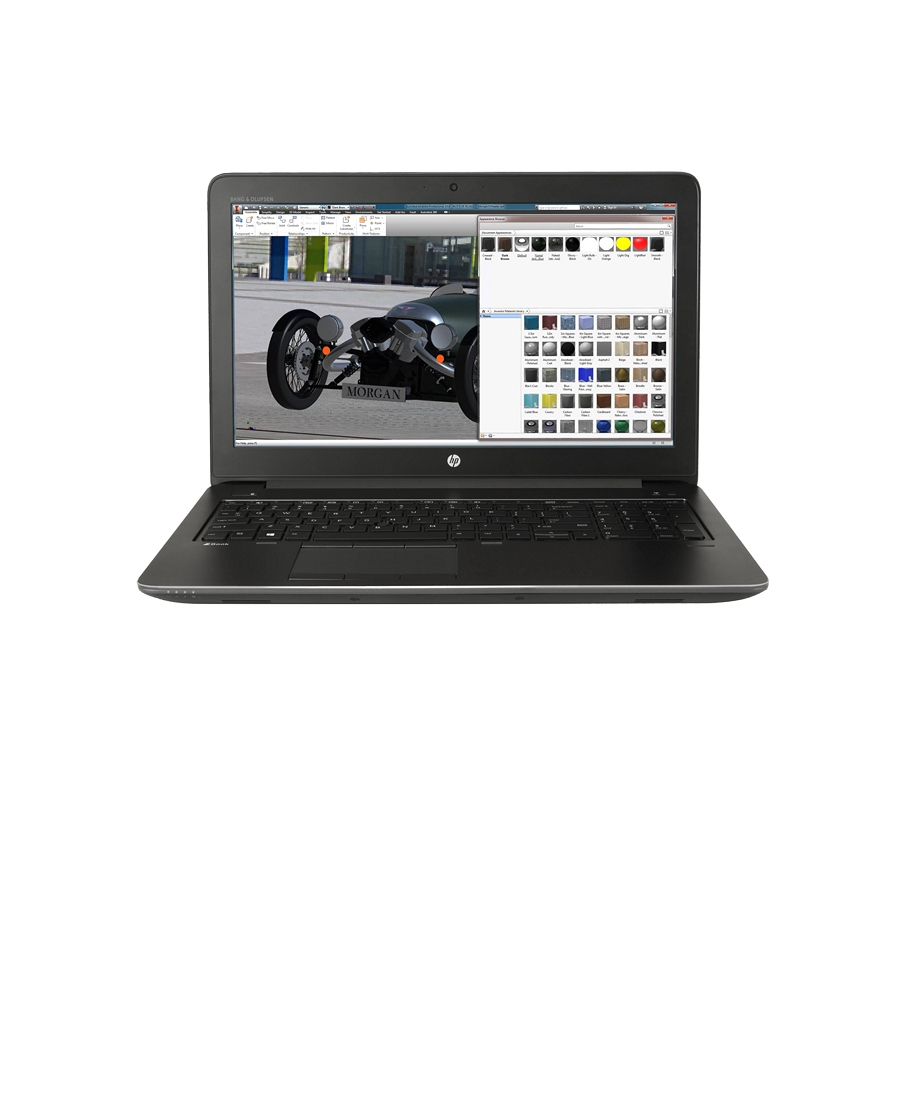 HP ZBook 15 G4 FullHD (15.6
