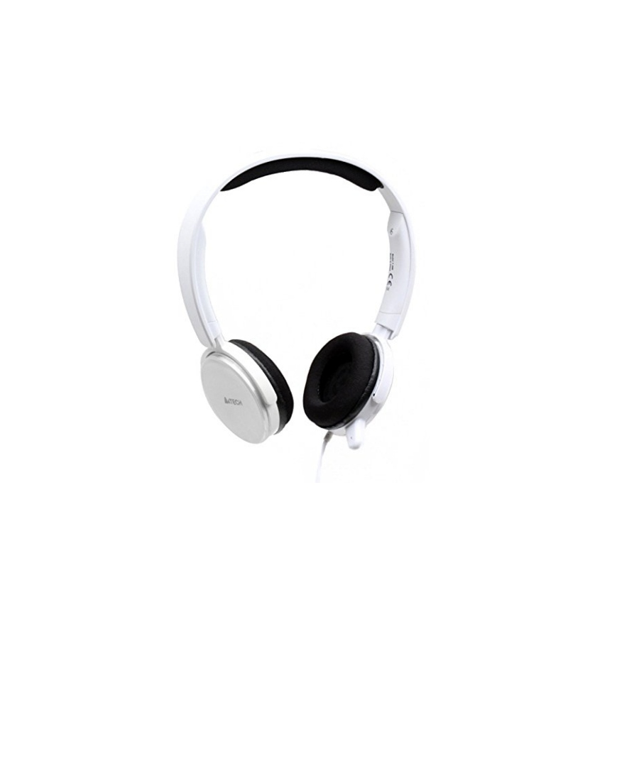 Headphones A4Tech T-500-3 White