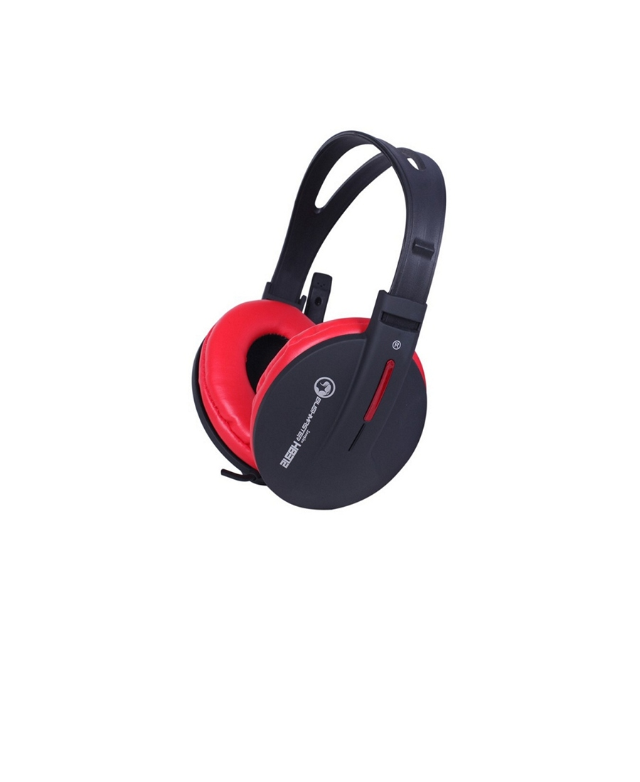 Headset Gaming Marvo H8312 Black-Red