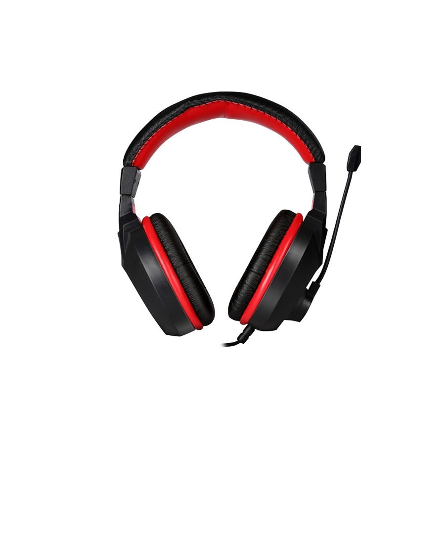 Headset Gaming Marvo H8321 Black-Red