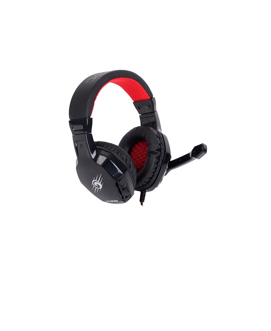 Headset Gaming Marvo H8329 Black-Red
