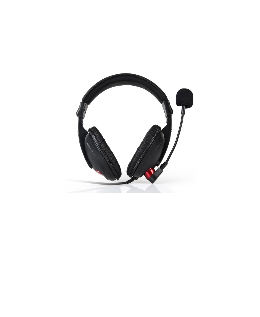 Headset Gaming Marvo H8331 Black