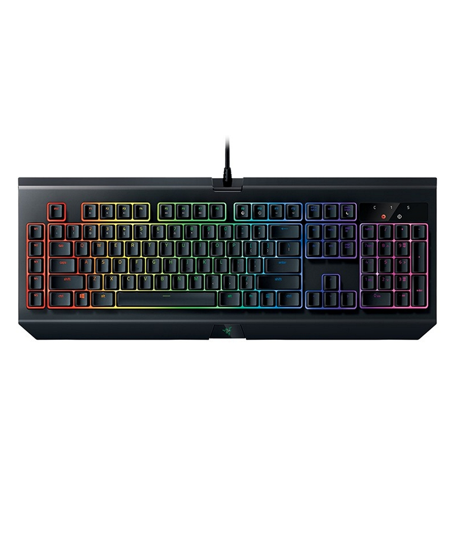 Keyboard Razer BlackWidow Chroma V2 Black
