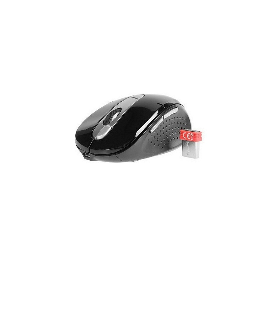 Mouse A4Tech G11-570FX Black-Silver