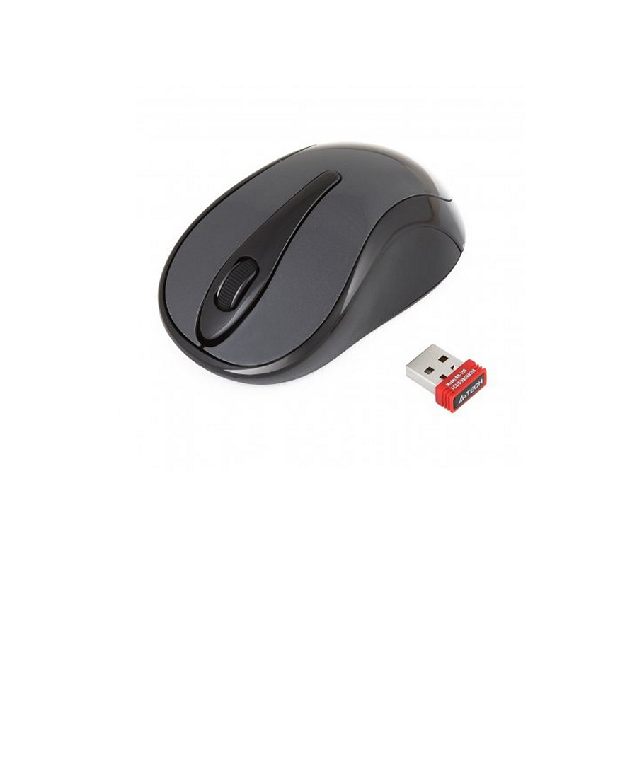 Mouse A4Tech G3-280A-1 Wireless Gray