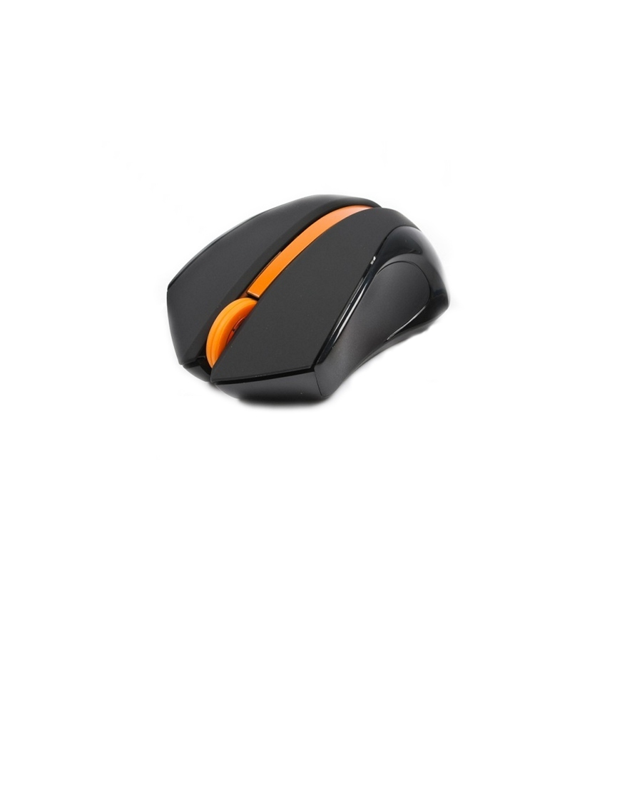 Mouse A4Tech G7-310N-1 Wireless Black-Orange