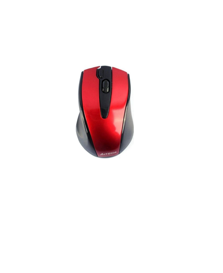 Mouse A4Tech G9-500F-3 Red