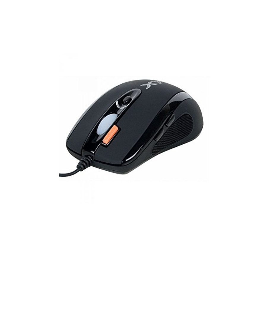 Mouse A4Tech N-70FX Black