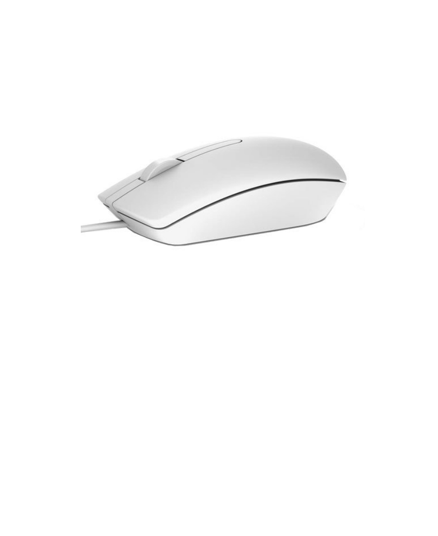 Mouse Dell MS116 White