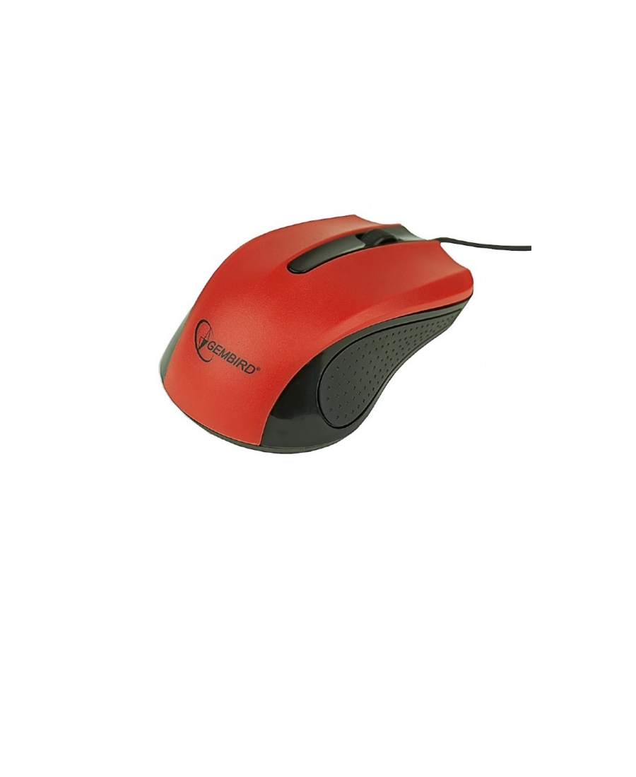 Mouse Gembird MUS-101 Red