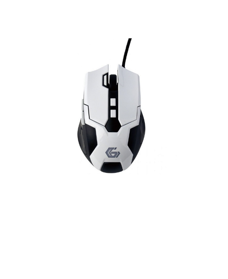 Mouse Gembird Gaming MUSG-04 White