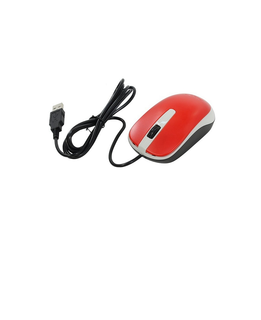 Mouse Genius DX-120 Red