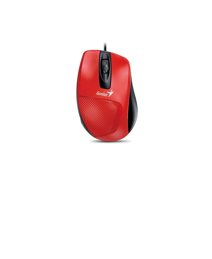 Mouse Genius DX-150X Red