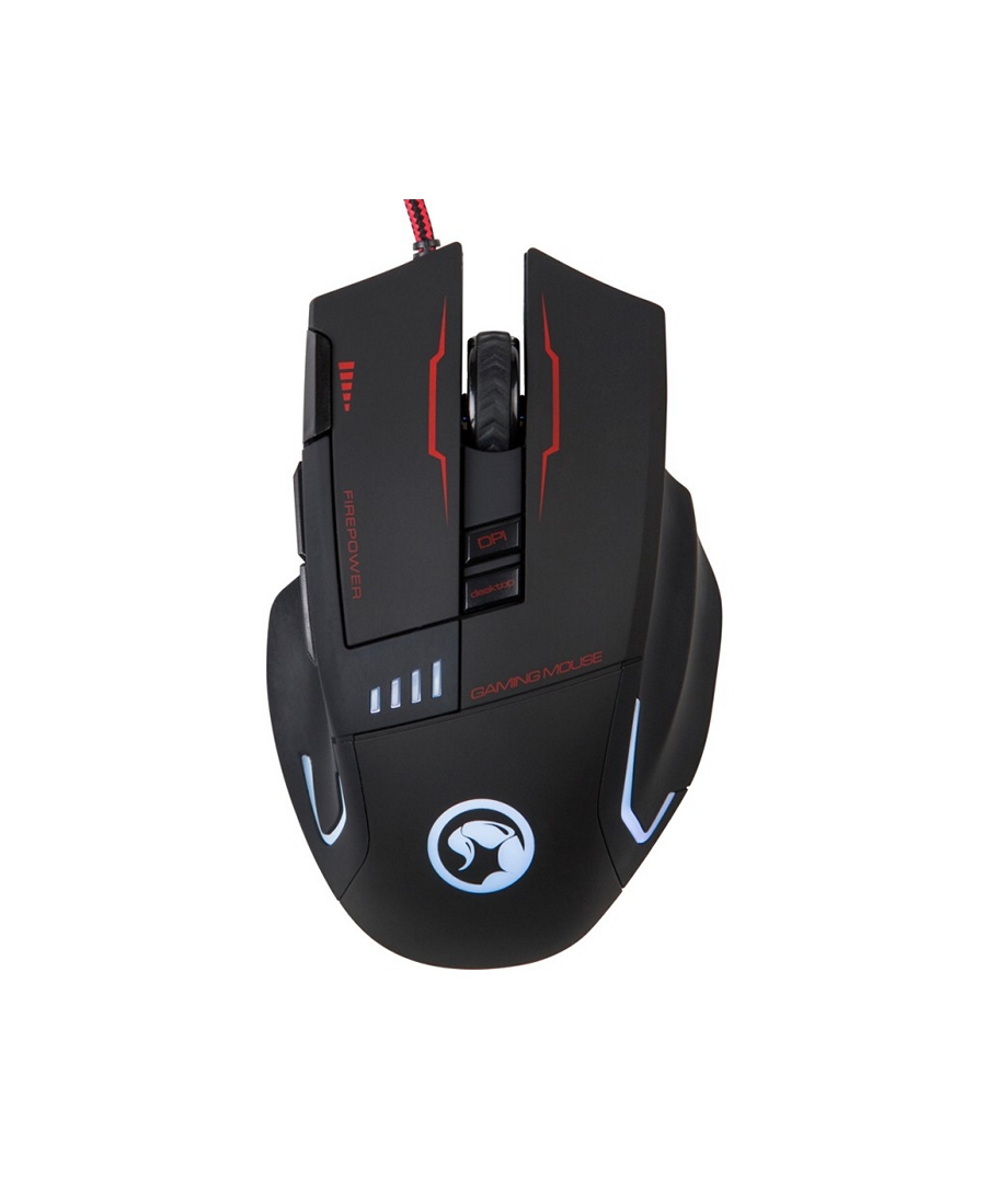 Mouse Marvo G909H Gaming Black