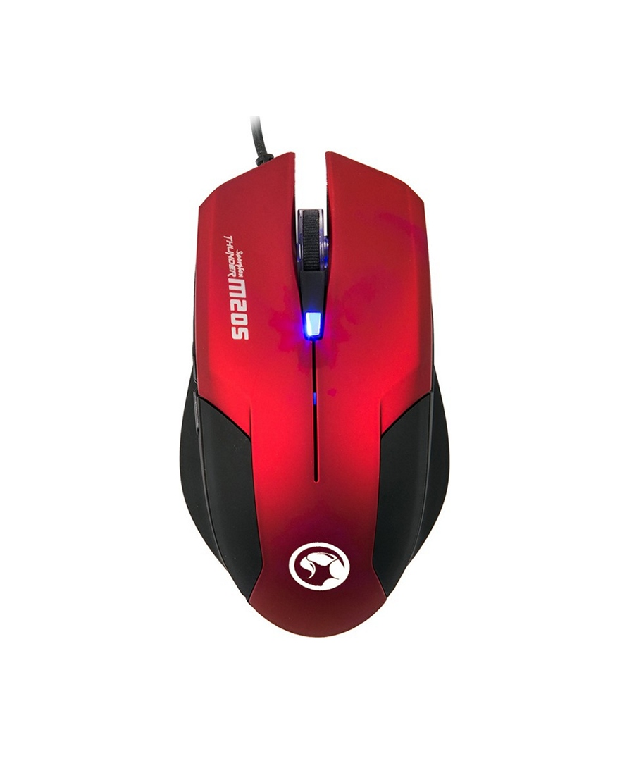 Mouse Marvo M205 Gaming Red