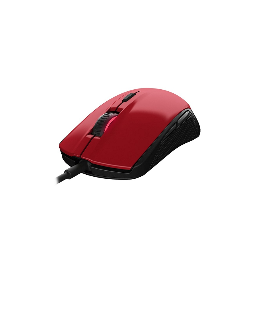 Mouse SteelSeries Rival 100 Forged Gaming Red
