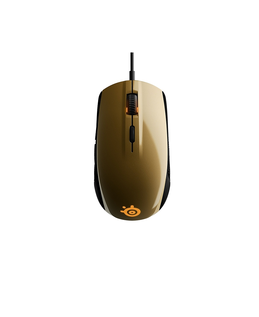 Mouse SteelSeries Rival 100 Gaming Gold