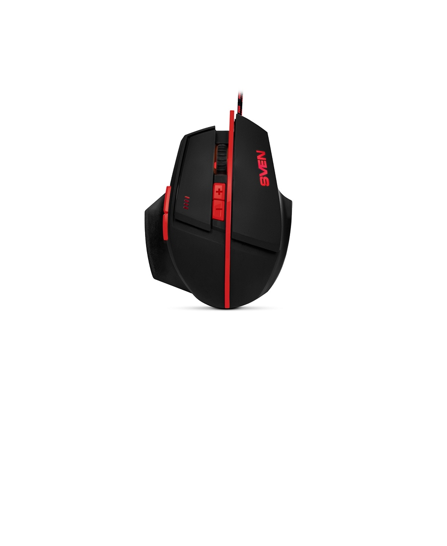 Mouse Sven Gaming RX-G905 Black-Red