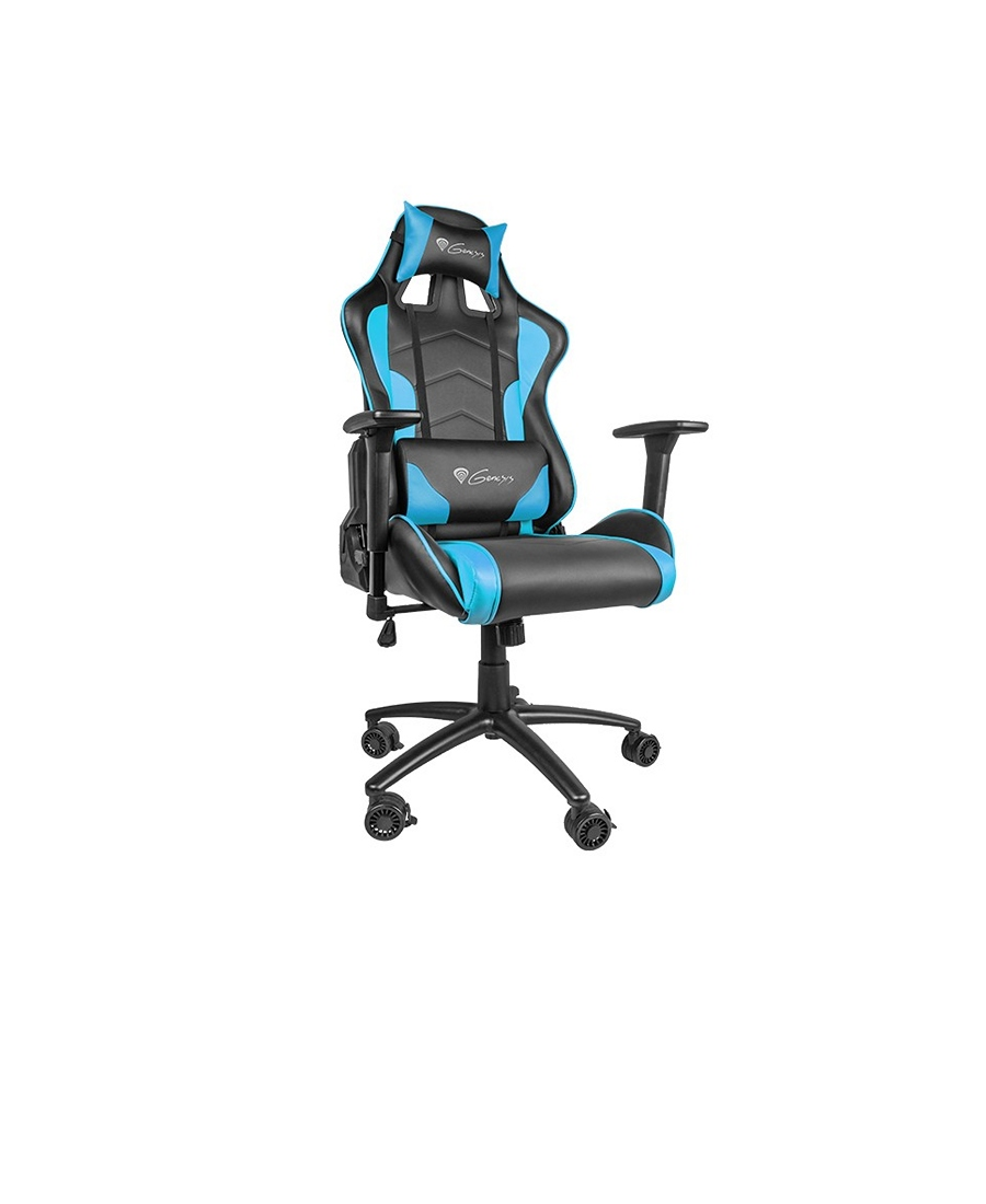 Scaun Gaming Genesis Nitro 880 Black-Blue