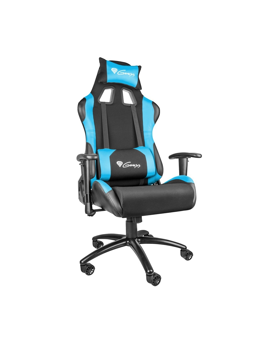 Scaun Gaming Genesis Nitro 550 Black-Blue