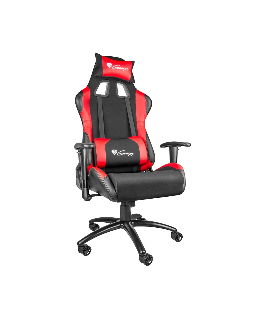 Scaun Gaming Genesis Nitro 550 Black-Red