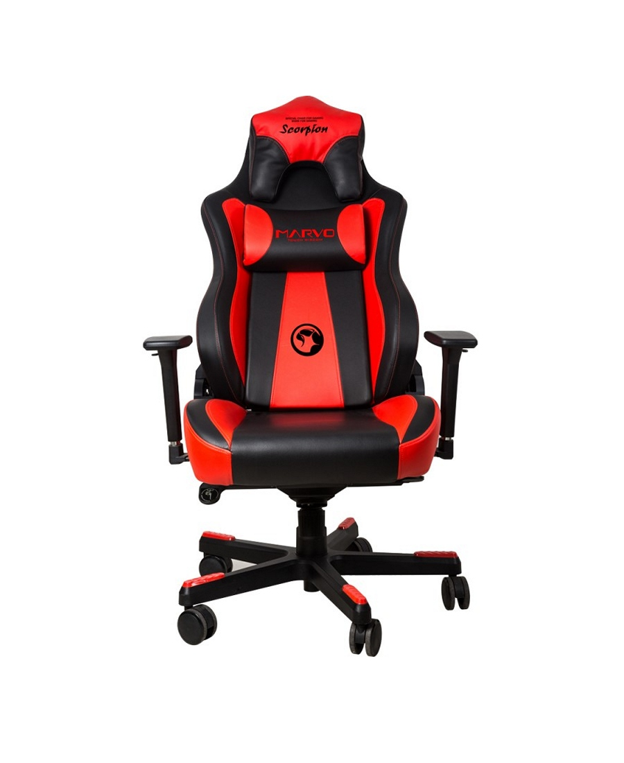Scaun Gaming Marvo CH-101 Black-Red