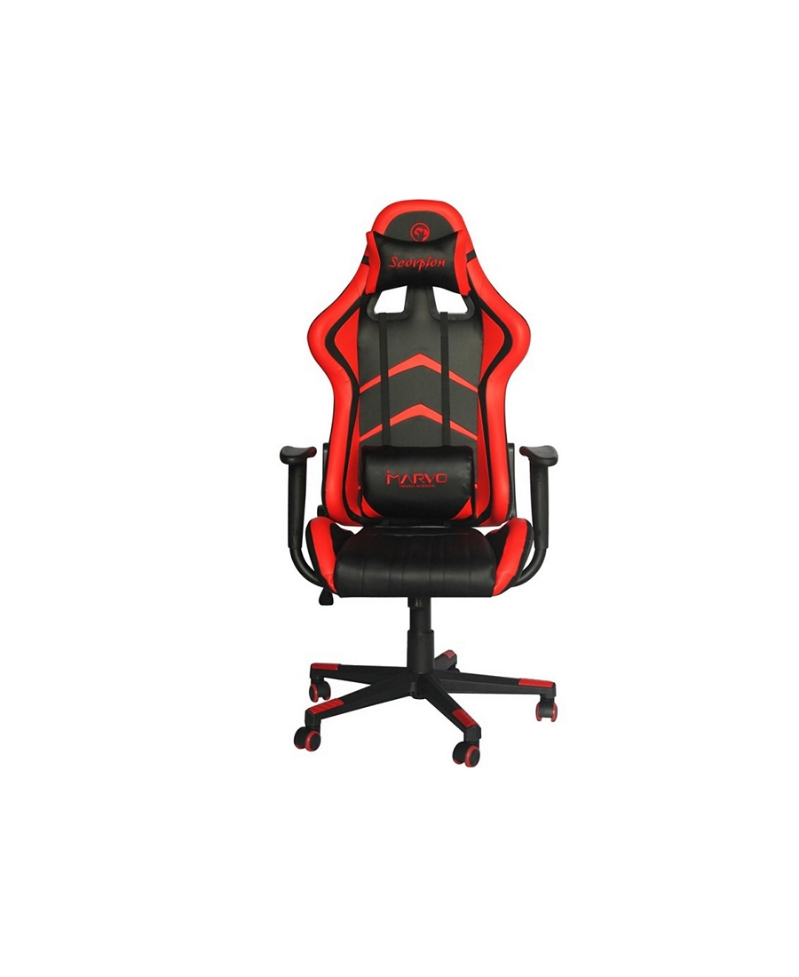 Scaun Gaming Marvo CH-106 Black-Red
