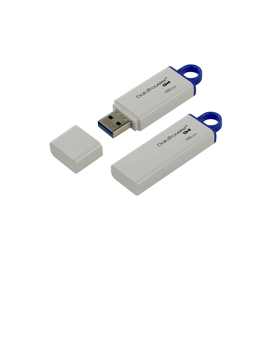 USB Flash 16Gb Kingston DataTraveler G4