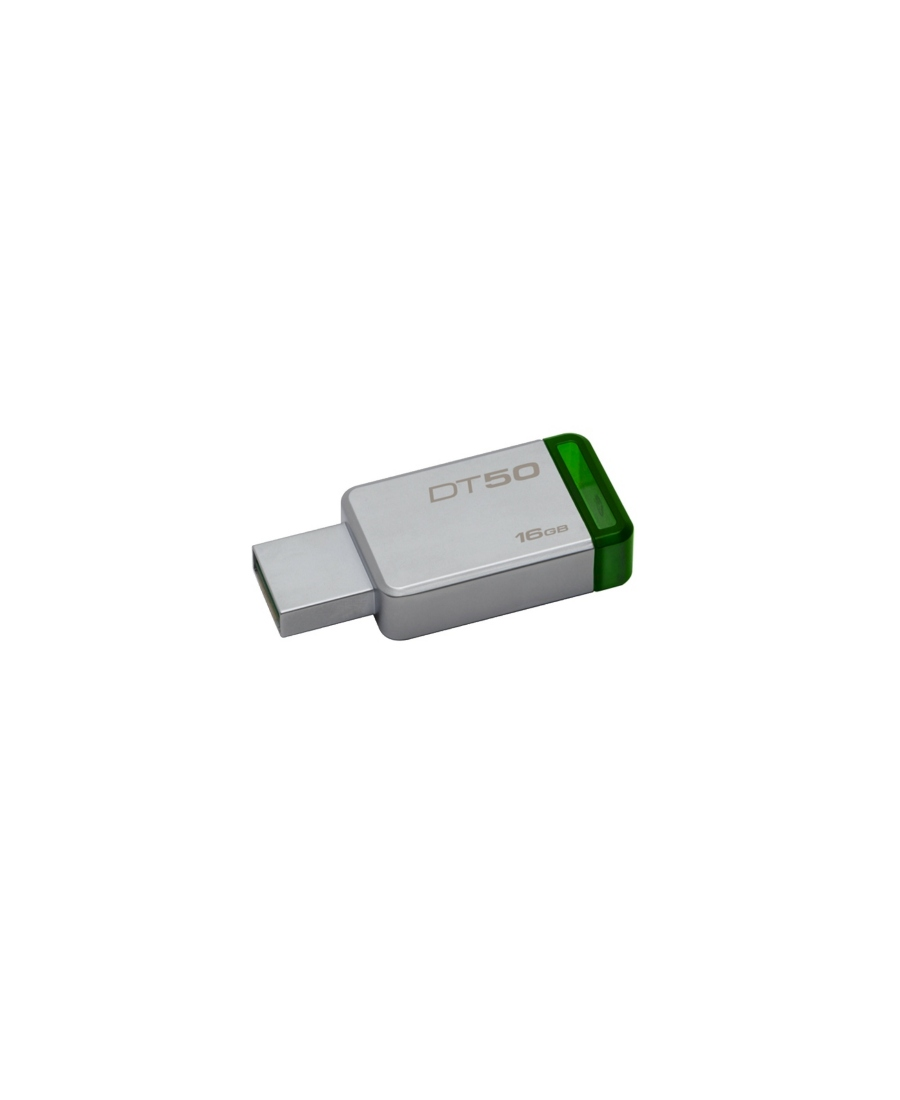 USB Flash 16Gb Kingston DataTraveler 50 Silver